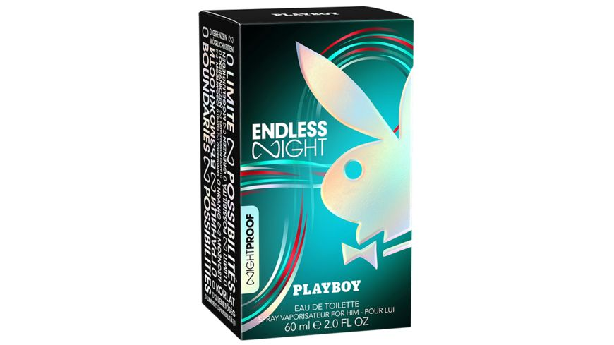 Playboy Endless Night for Women Eau de Toilette