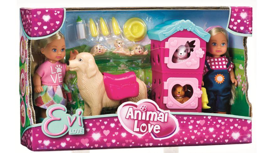 Simba EVI Love Spielset Animal Love