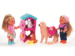 Simba EVI Love Spielset Animal Love
