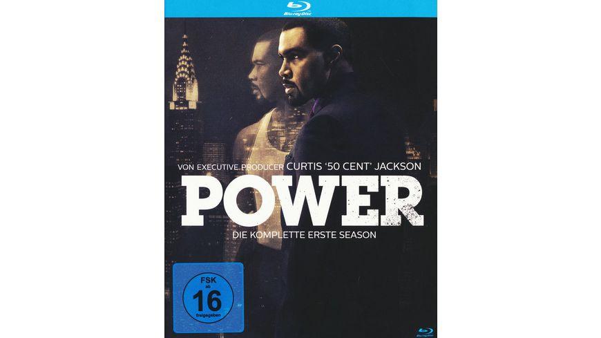 Power Die komplette erste Season 3 BRs