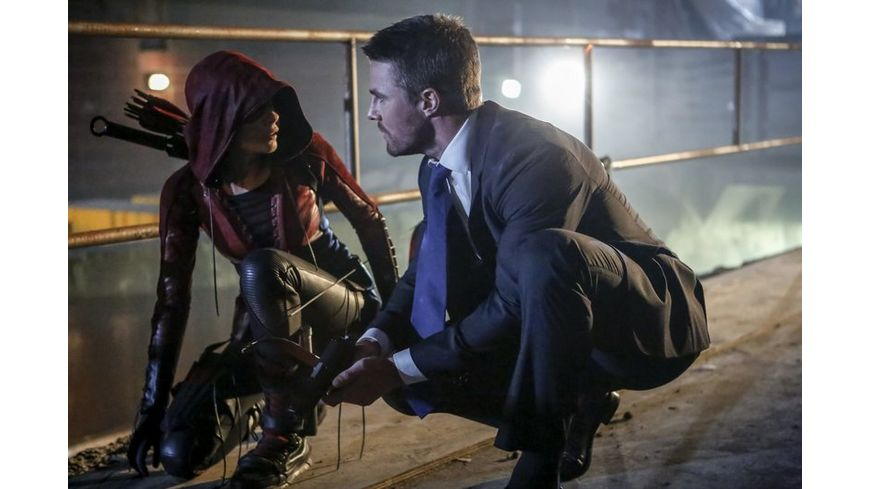 Arrow Staffel 5 4 BRs