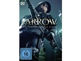 Arrow Staffel 5 5 DVDs