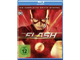 The Flash Die komplette 3 Staffel 4 BRs