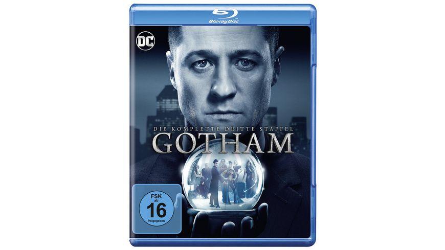Gotham Staffel 3 4 BRs