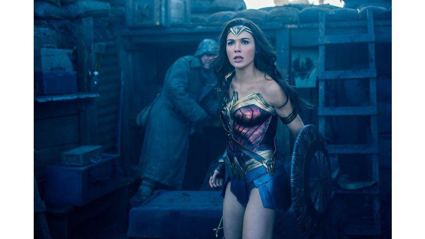 Wonder Woman 4K Ultra HD Blu ray