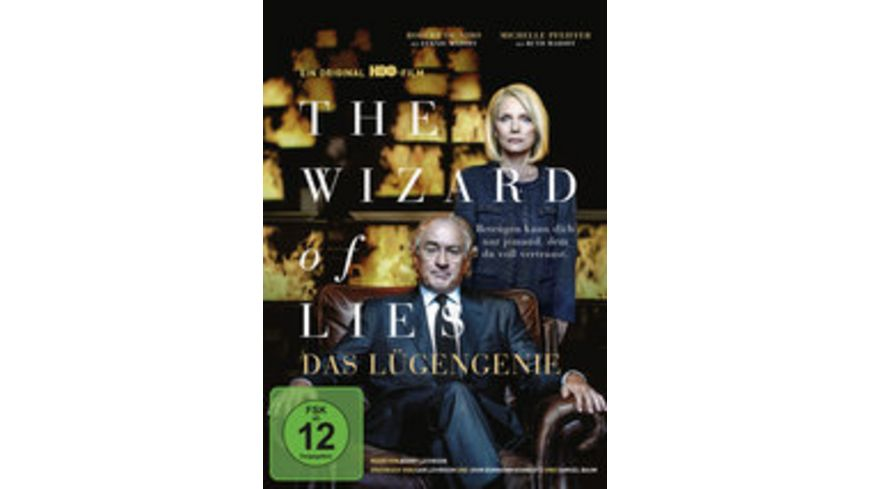 The Wizard of Lies Das Luegengenie