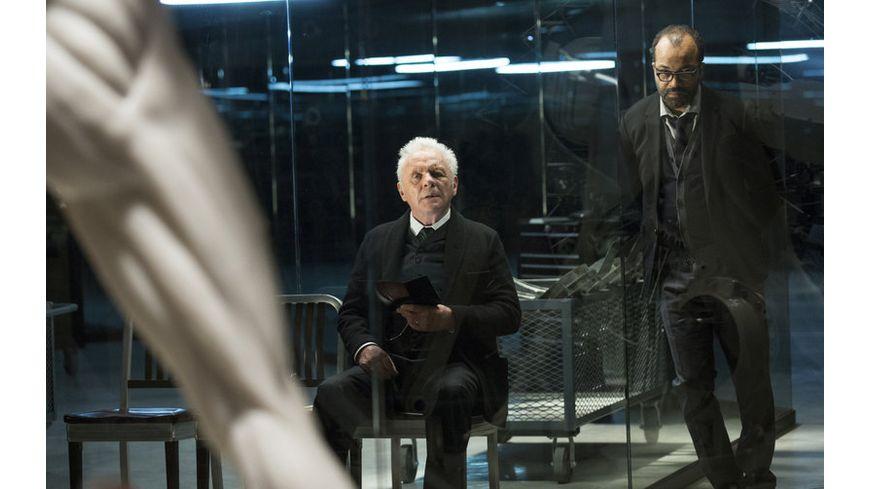 Westworld Die komplette 1 Staffel 3 Blu rays 4K Ultra HD 3 Blu rays 2D