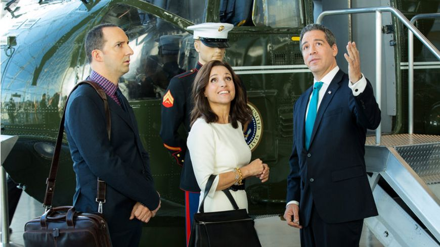 Veep Staffel 6 2 DVDs