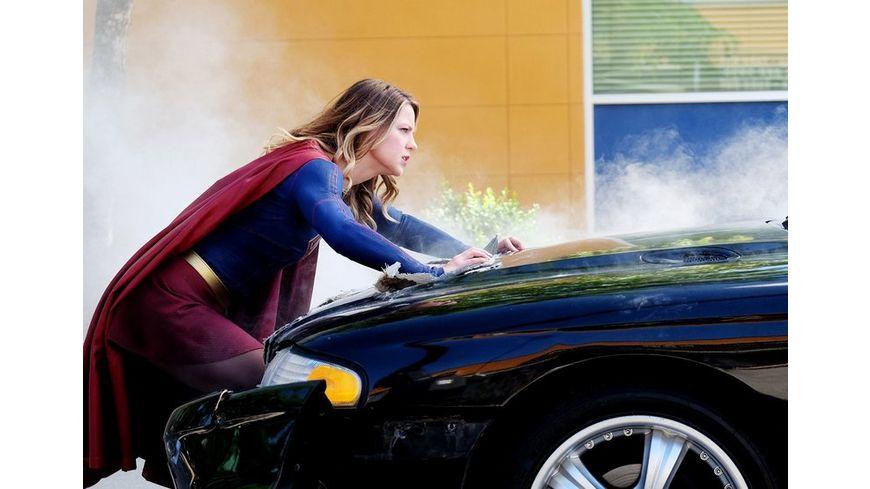 Supergirl Die komplette 2 Staffel 4 BRs