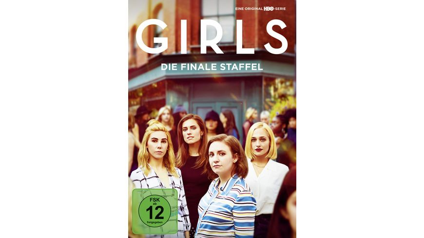 Girls Staffel 6 2 DVDs