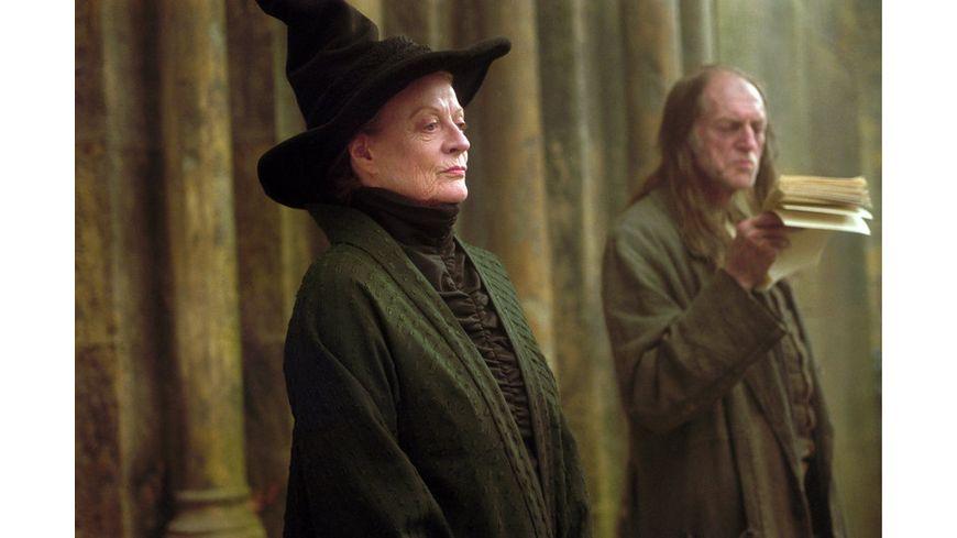 Harry Potter und der Gefangene von Askaban 4K Ultra HD Blu ray