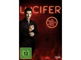 Lucifer Die komplette 1 Staffel 3 DVDs