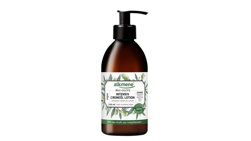 alkmene Intensiv Cremeoel Lotion Bio Olive