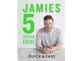 Jamies 5 Zutaten Kueche