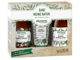 alkmene Trio Bio Olive Set