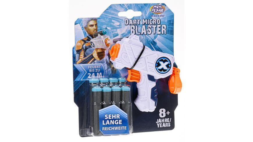 Müller - Toy Place - Soft Gun Micro Dart Blaster Pistole