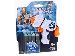 Mueller Toy Place Soft Gun Micro Dart Blaster Pistole