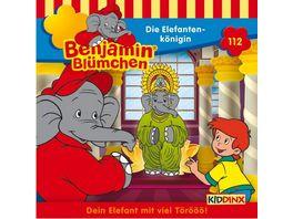 Folge 112 Die Elefantenkoenigin
