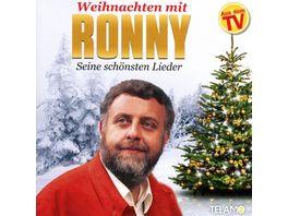 Weihnachten Mit Ronny Seine Schoensten Lieder