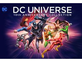 DCU 10th Anniversary Collection 19 BRs