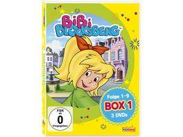 DVD Bibi Blocksberg Sammelbox 1 Folge 1 9