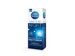PERLWEISS White by Night Zahnweiss Nacht Serum