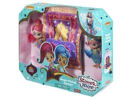 Mattel Shimmer und Shine Magischer Fliegender Teppich