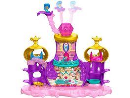Mattel Shimmer und Shine Schwebender Palast Spielset