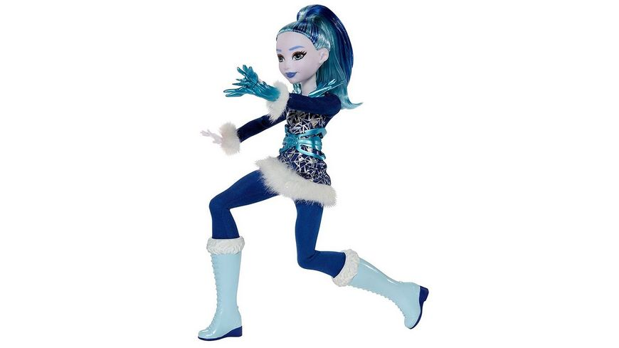 Mattel DC Super Hero Girls Frost Puppe