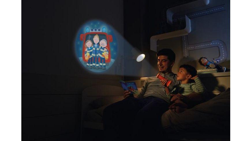 HABA Taschenlampen Projektor Feuerwehr Einsatz