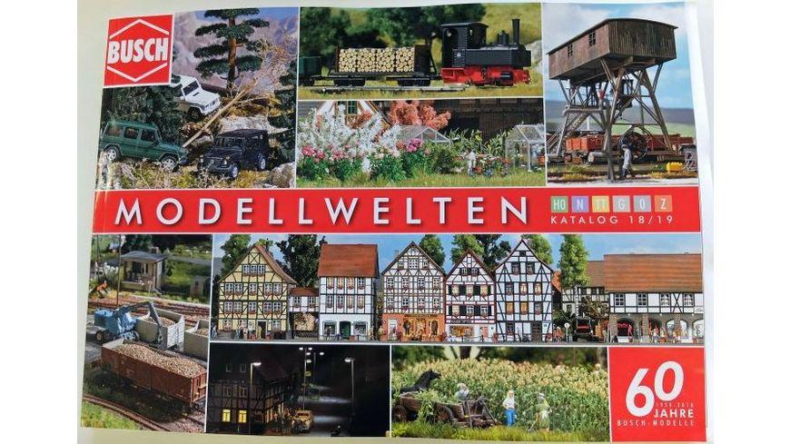 Busch Katalog Modellwelten 17 18