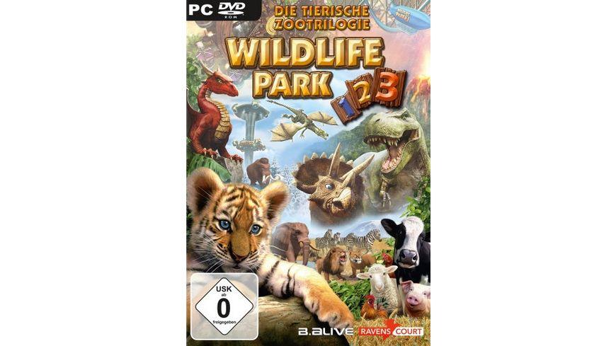 Wildlife Park Die tierische Zootrilogie