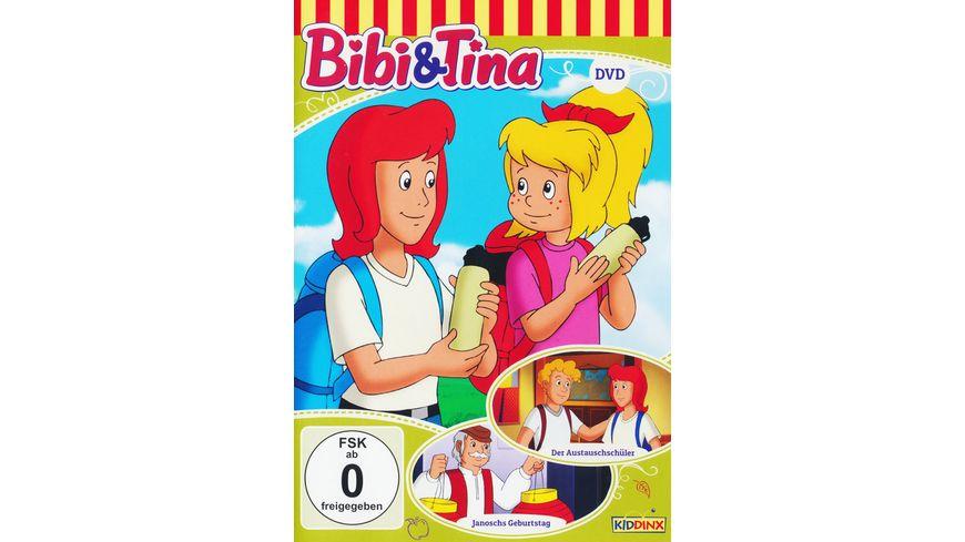 Bibi und Tina Janoschs Geburtstag Der Austauschschueler