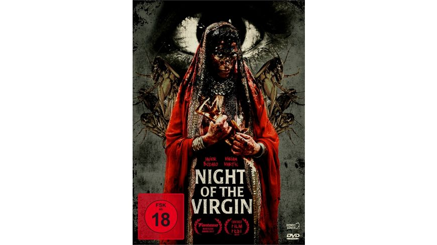 Night of the Virgin Uncut