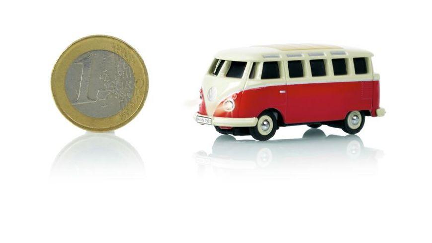 Carson 1 87 VW T1 Samba Bus 2 4G 100 RTR