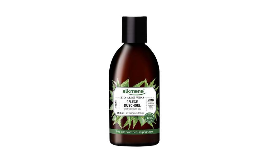 alkmene Pflege Duschgel Bio Aloe Vera