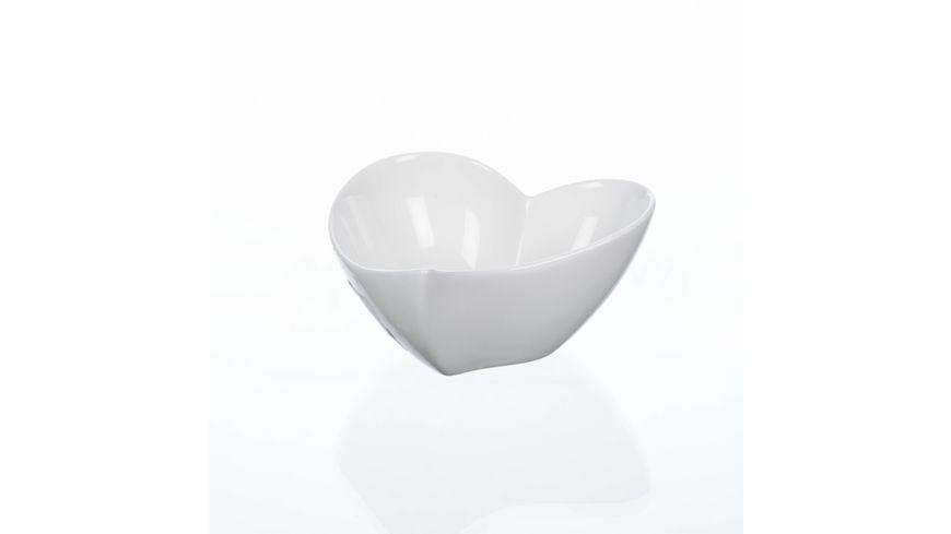Sandra Rich Porzellan Herzschale 12 cm