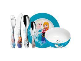 WMF Kinderbesteckset Disney Frozen 6 teilig