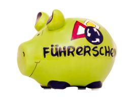 KCG Sparschwein Fuehrerschein