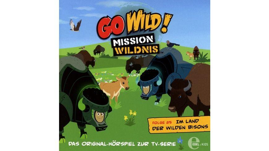 25 HSP z TV Serie Im Land Der Wilden Bisons