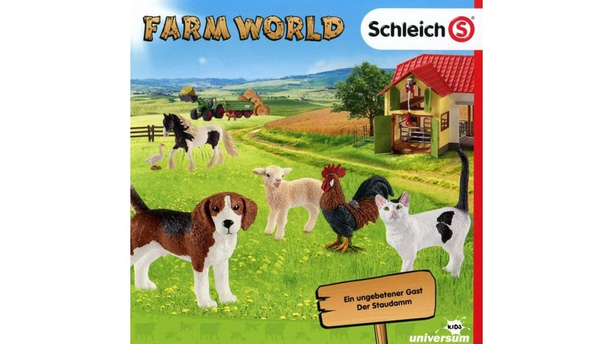 Schleich Farm World Hoerspiel 2
