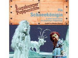 Augsburger Puppenkiste Die Schneekoenigin Hoerspiel