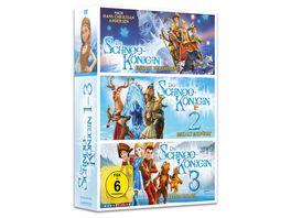 Die Schneekoenigin 1 3 Box 3 DVDs