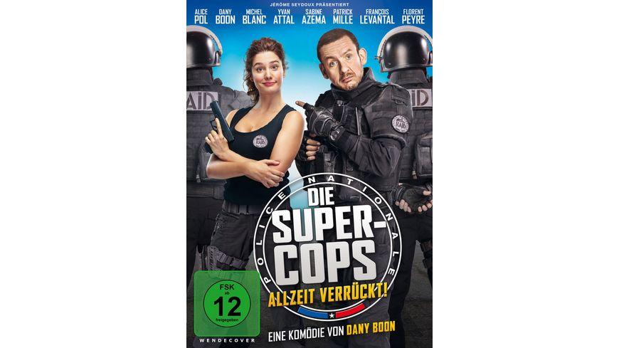 Die Super Cops Allzeit verrueckt