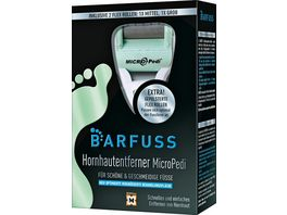 BARFUSS Hornhautentferner MicroPedi