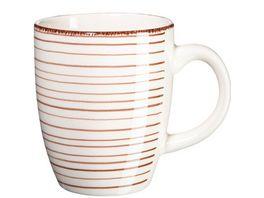 MAeSER Kaffeebecher Bel Tempo Creme 390 ml