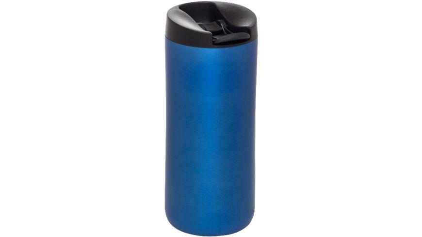 aladdin Vakuumisolierter Edelstahlbecher blau 0 3l