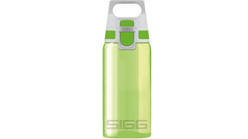 SIGG Trinkflasche Viva One Green 0 5 l