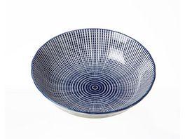 Ritzenhoff Breker Schale flach Makoto 14 cm