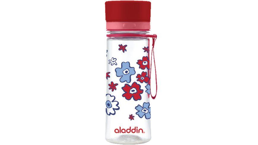 aladdin Trinkflasche Aveo Grafik rot 0 35l